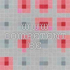 www.competent.be Website met overzicht van competenties voor functies