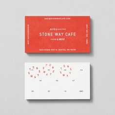 Made by Shore - Stone Way Cafe