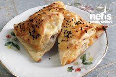 Hazır Yufkadan Milföy Börek