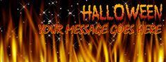 Halloween Banner #8057 Halloween Banner, Neon Signs