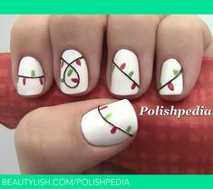 Light Up Your Nails! | Polishpedia X.'s (polishpedia) Photo | Beautylish