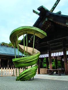 The Most Beautiful Flower Exhibition, Miyazaki, Japan, 2015. From Daniel Ost
