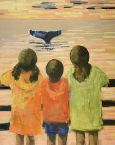 Rebecca Kinkead. Visit www.maine-art.com. Rebecca Kinkead 2016 Show, 7/23-8/11.