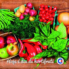 O nosso comprador hoje caprichou nos produtos e preços do Hortifruti. Comprove.