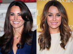 ¿Quién es quién? Los 'royals' y sus dobles de Hollywood