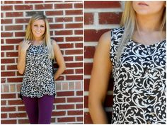 Another great vintage tank! So many fabulous new styles and arrivals--in store NOW!