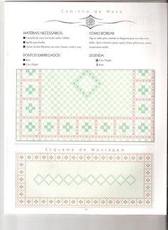 Are. bordado tecido xadrez 2 - margareth mi3 - Picasa Web Albums