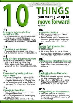 10 things you must do to move forward personal development quotes #quote #motivation