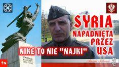 Aleksander Jabłonowski, SYRIA NAPADNIĘTA PRZEZ USA, NIKE Z SYRIĄ, NIKE T...