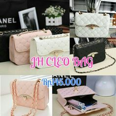 JH CLEO BAG IDR: 145.000 Visit web https://www.facebook.com/suppliertasdandompet