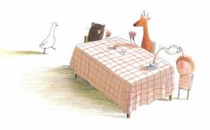 Oliver Jeffers must eat cuteness for breakfast Oliver Jeffers, Childrens Books, Illustrators, Toddler Bed, Illustration Art, Design Inspiration, Paper, Artist, Pictures