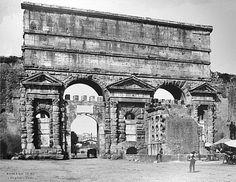 Porta maggiore 1895