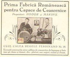 Romania, Advertising, History, History Books, Historia