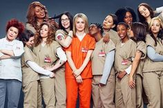 """Orange Is The New Black"" a fairly good series. :)"