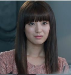 ep1 Kim Ji Won as Yoo Rachel/Yoo Ra Hel:  sisley ops [The Heirs]