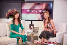 Modern Living with kathy ireland®: See Living Libations Discuss Their Pure Botanical Health and Beauty Products