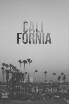 California dreaming all day everyday I like it here. I just need to make friendsies /.\