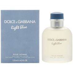 perfect #holiday gift #Light Blue Cologne by Dolce & Gabbana for men Colognes