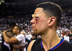 A vivid look at the best photos of the week, including the best images from the NHL playoffs, NBA playoffs, MLB, NASCAR, soccer and more as compiled by the Sporting News photo department.