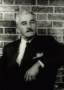 6 juillet 1962 : décès de William Faulkner, écrivain américain, prix Nobel de littérature en 1949 (° 25 septembre1897).