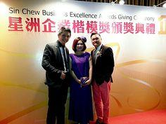 Having a ball of a time w amazing entrepreneur friend Dato Tony #celebration  #event #entrepreneurs #business #awards #SinChew #SinChewExcellenceAward