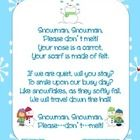Winter is one of my favorite times of the year!  My students like to line up with a theme-related chant.  I've written this winter poem with a sn...