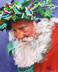 """Santa's DAD, """"Father Christmas"""""""