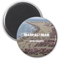 #Maspalomas Gran Canaria Magnet - #beach #travel #beachlife