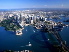 Sidney, Australia  30 Wonderful Places To Visit In Your Lifetime