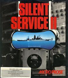 Silent Service II (Microprose, 1991)