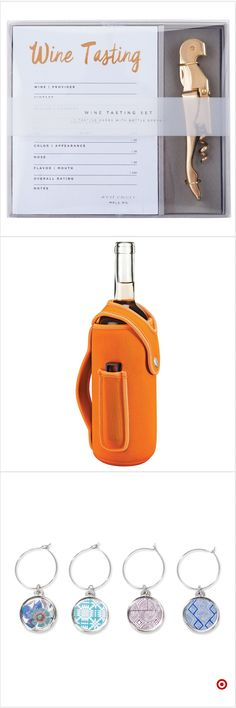 Shop Target for wine accessories set you will love at great low prices. Free shipping on orders of $35+ or free same-day pick-up in store.