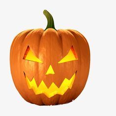 Scary Jack O Lantern halloween pumpkin with candle light inside, render Halloween Fotos, Halloween Costume Contest, Halloween Themes, Halloween Pumpkins, Fall Halloween, Happy Halloween, Halloween Pictures, Baby In Pumpkin, A Pumpkin