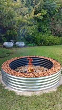 "Get terrific recommendations on ""outdoor fire pit ideas"". They are accessible fo. - Get terrific recommendations on ""outdoor fire pit ideas"". They are accessible for you on our we - Fire Pit Area, Diy Fire Pit, Fire Pit Backyard, Backyard Patio, Backyard Landscaping, Backyard Seating, Fire Pit For Deck, Fire Pit Gazebo, Fire Pit Gravel Area"