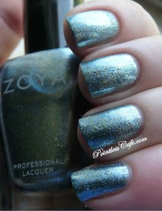Zoya Irresistible Collection 2013 HAZEL | Pointless Cafe