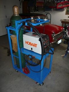 First Project, what else a welding cart! - WeldingWeb™ - Welding forum for pros and enthusiasts