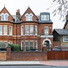 Take a tour of this reconfigured Edwardian semi detached house in London. It took some time for the owners of this property to find a family home that met their brief - but it was worth the wait.