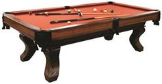What Dad wouldn't love to have an American Made Corona Billiard Table!