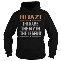 HIJAZI The Myth, Legend - Last Name, Surname T-Shirt #name #tshirts #HIJAZI #gift #ideas #Popular #Everything #Videos #Shop #Animals #pets #Architecture #Art #Cars #motorcycles #Celebrities #DIY #crafts #Design #Education #Entertainment #Food #drink #Gardening #Geek #Hair #beauty #Health #fitness #History #Holidays #events #Home decor #Humor #Illustrations #posters #Kids #parenting #Men #Outdoors #Photography #Products #Quotes #Science #nature #Sports #Tattoos #Technology #Travel #Weddings…