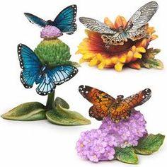 Lifesize Butterfly Sculpture