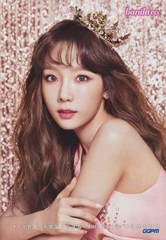 Taeyeon banila co. 2017 - MISS CC