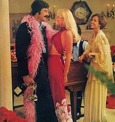 """mangodebango: """"Vintage New Year's Eve Party """""""