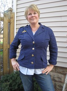 Pattern Reviews> Simplicity> 2446 (Misses' Jackets)