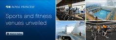 #PrincessCruises and #travel  There are so many things to do on a Princess Cruise Ship
