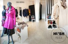 MORKA & MARKOWSKA- fashion boutique in Warsaw recommended by HUSH Warsaw.