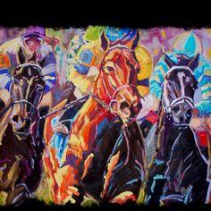Run for the Roses I, Arkansas children's hospital, kentucky derby, horse races, by Sean Shrum 2010