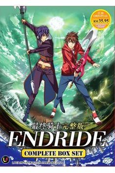 Endride Vol.1-24End Anime DVD