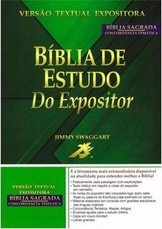 BÍBLIA DE ESTUDO DO EXPOSITOR Cada comentários expositivos sobre cada verso dos…