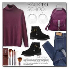 """""""Back to school"""" by fashion-pol ❤ liked on Polyvore featuring Cheap Monday"""