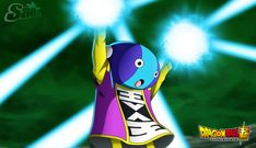 Dragon Ball Anime: Why the Omni-King doesn't fight Goku Wallpaper, Emoji Wallpaper, Goku Super, Super Saiyan, Dragon Ball Z, Wallpapers En Hd, Zen, Son Goku, Otaku Anime