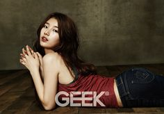 Suzy // GEEK // September 2013
